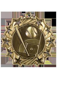 """2 1/4"""" Medals"""