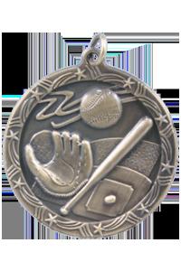 """1 3/4"""" Medals"""